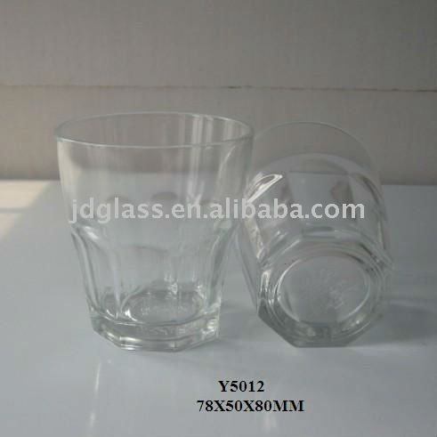 shot glassware,Glass Metro candle holder and glass candle jar