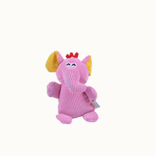 hot sales Puppy Cute Squeaking Plush Dog Toys