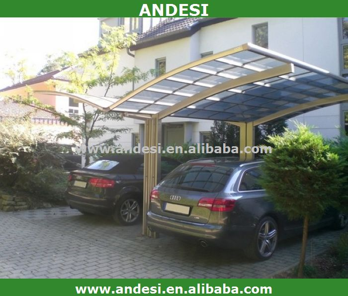car parking metal aluminum carport canopy