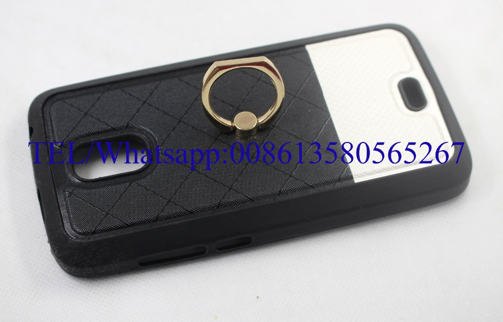 2016 Chinese factory customized high quality buckle ring of phone case for tecno