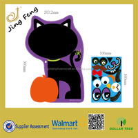 Halloween Paper Cutouts with sticker