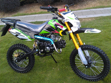 110cc dirt motorcycle