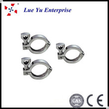 High quality Stainless Steel clamp on pipe fittings