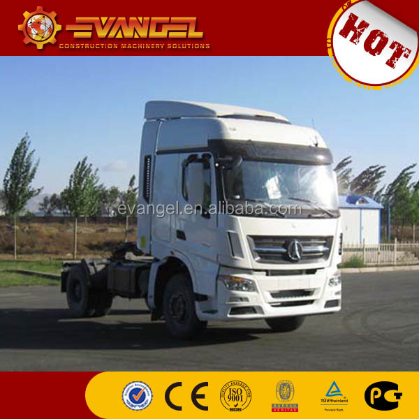 factory price BEIBEN 6X4 tractor truck for sale