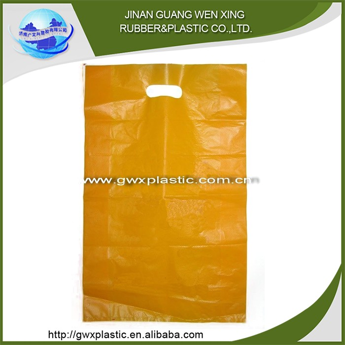 Custom beautiful printing good quality kids birthday party gift bags and cheap shopping plastic bags