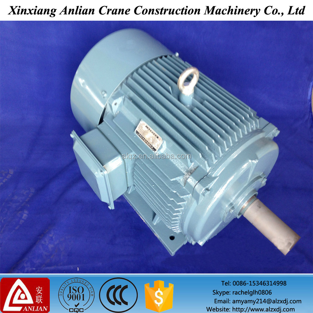 Y Series Cast Iron Casing Housing Electric Motor Three Phase ...