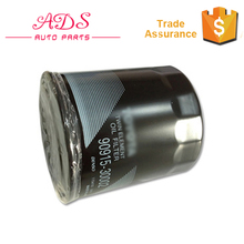 OEM:90915-30002 Japanese auto spare parts quality oil filter for land cruiser