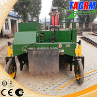 M2000 garden pruning waste compost processing machine/mushroom compost mixer machine