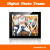 1280*1024 pixel digital picture frame 17inch big memory photo frame