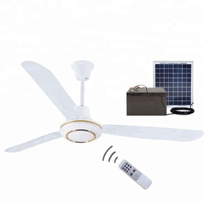 Foshan Carro Electrical Co.,Ltd Pakistan solar dc 12v ceiling fan