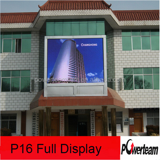 full color Ourdoor tv panel P2 P2.5 P3 P4 P5 P6 led video wall / Outdoor full color P6 led