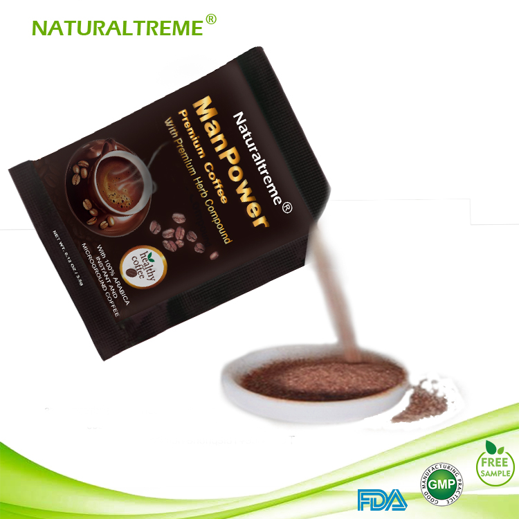Ganoderma Lucidum High Quality Premier Coffee with Tongkat Ali