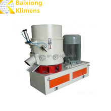 Polyethylene Plastic Agglomerator For PE Film Waste Bag