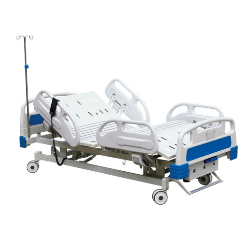 BS - 835A Cheap Taiwan Motor Electric Hospital Bed Adjustable Bed Patient Bed with Three Functions