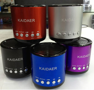 best wireless bluetooth outdoor speakers kaidaer bluetooth mini speaker