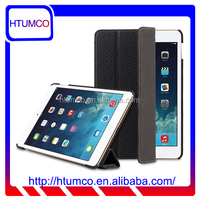 Classic Black Slim Cover PU Leather Case for Apple iPad mini 4