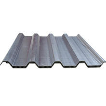 Long life span corrugated asa pvc roof tile