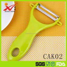High quality 410 and ABS fruit and vegetables peeler