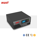 < MUST>Off Grid 1000W 24vdc 220vac Power Inverter with charger For Home Use