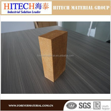China manufacturer MgO refractory block with good thermal shock resistance