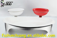Ceramic Combined Plate / Porcelain Plate / Dinnerware sets