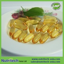 High quality Halal Omega 369 softgel capsule with natural vitamin E