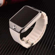 Cheap price Touch Screen bluetooth smart watch dz09 android watch phone