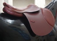 Tan Pistera Saddle