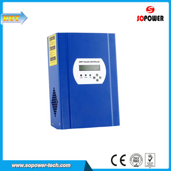 Hot 40A Free Software/ Wifi Control Battery Charge Regulator for Photovoltaic Systems