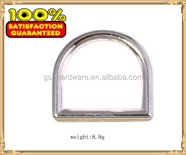 clip metal d ring for bags bag accessory factory 10 years production experience JL-319