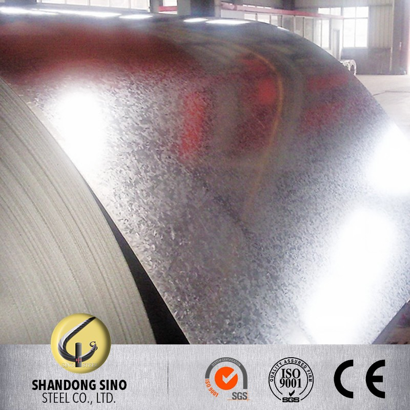 galvanized steel sheet dx51d from professional manufacturer
