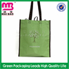 Quality laminated recycled heavy duty pp non-woven shopping bag manufacturer