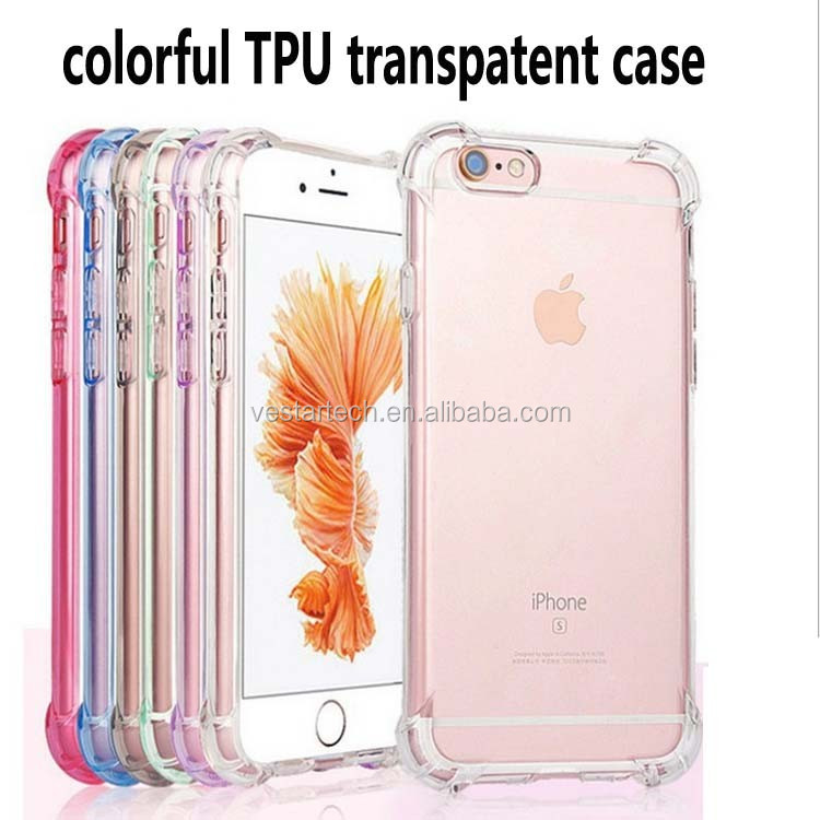Phone Case for Apple iphone X Case TPU Colorful Soft Mobile Phone Cases Cover iphoneX phone Shell