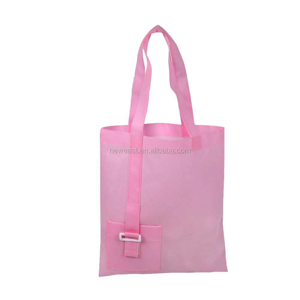 Promotional Cheap fashion Custom tote Eco-friendly PP Shopping Non Woven Bag no minimum