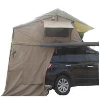 Outdoor Camping Travel Waterproof Portable Automatic Car Roof Rooftop Tent