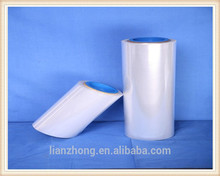 High Quality Transparent heat shrink bags pof single wound film