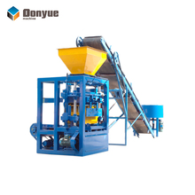 manual interlocking brick press