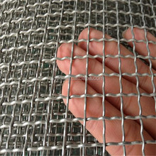 High Carbon steel wire screen Hook / Mining Screen mesh /Crimped wire mesh 10cm openning