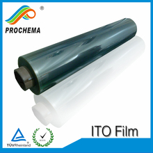 125 mic PET hard coating film used for ITO Film