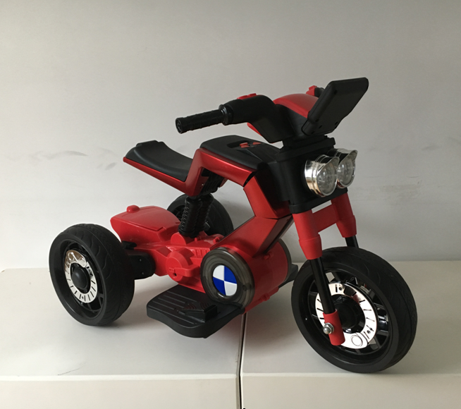 12v three wheel more colors motorcycle lovely Battery Car Toy ride on car kids car toys for children