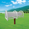 Park fitness equipment back stretch machin for outdoor training equipment