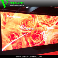 Vteam P3.9mm HD LED TV Showing Clear Images