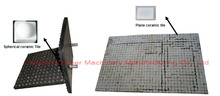 Conveyor Belt Plate Protection -Ceramic and Polyurethane Composite Liner