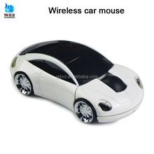 VMW-14 NEW Wireless Car Shaped Precision Optical Cordless USB Mouse