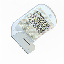 7W Rechargeable Modern Solar Led Outdoor Wall Light For Sale