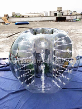 Hi!Crazy sale bubble ball for football BB82-T