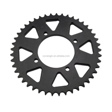 Motorcycle transmissions Racing Billet CNC 7075 Aluminum Rear Sprocket