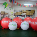 PVC Large Advertising Balloon / Inflatable Helium Balloon