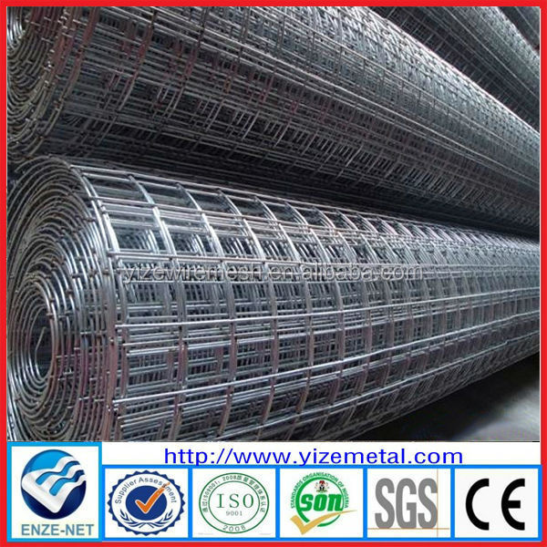 2x2 galvanized welded wire mesh for fence panle (Yize Manufacturer)