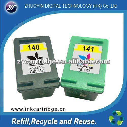 CISS for hp deskjet printers ink cartridge for hp 140 141